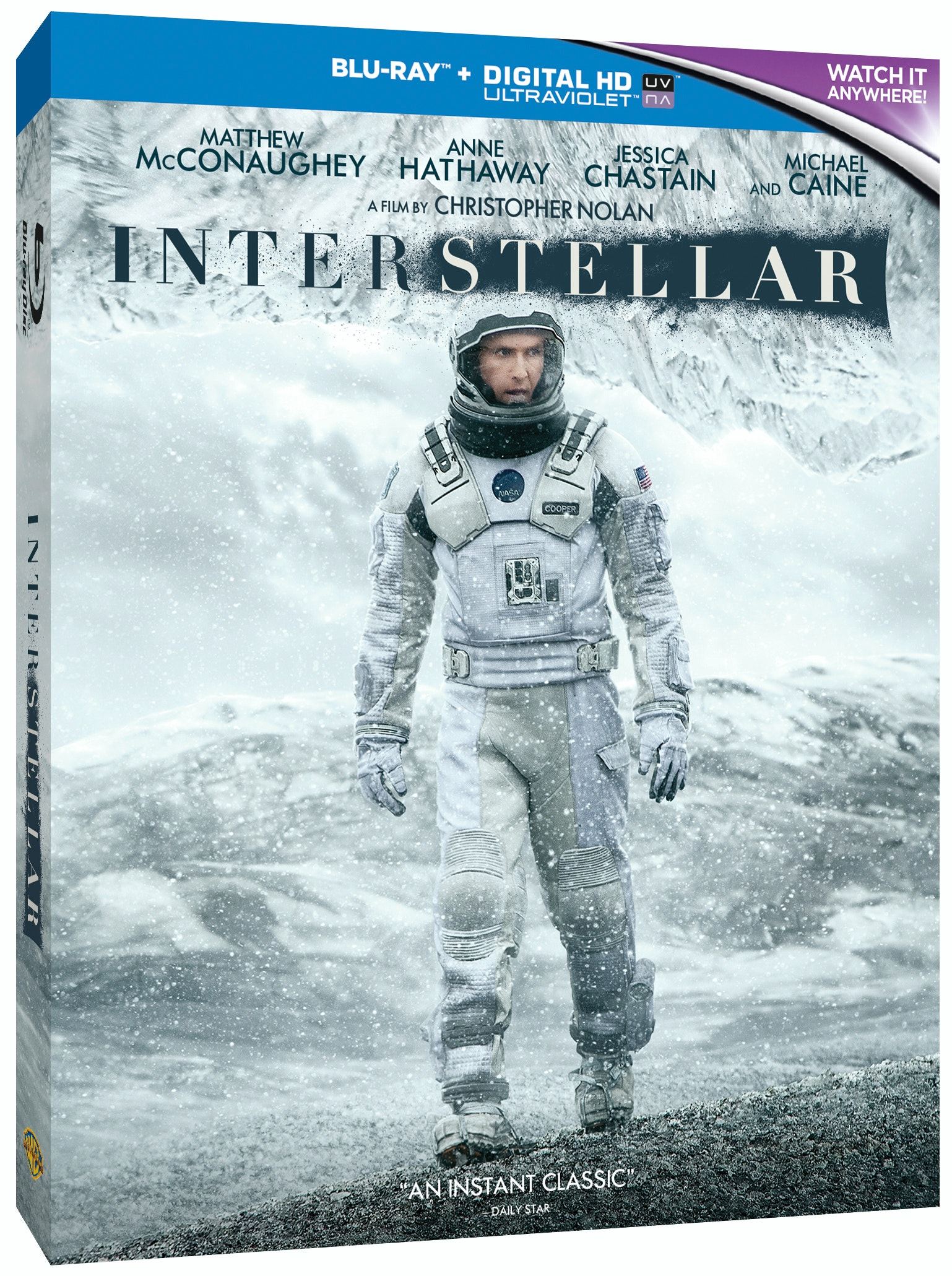 IPAD MINI WITH INTERSTELLAR sweepstakes