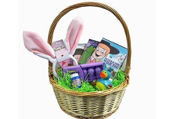 Movie easter basket sm
