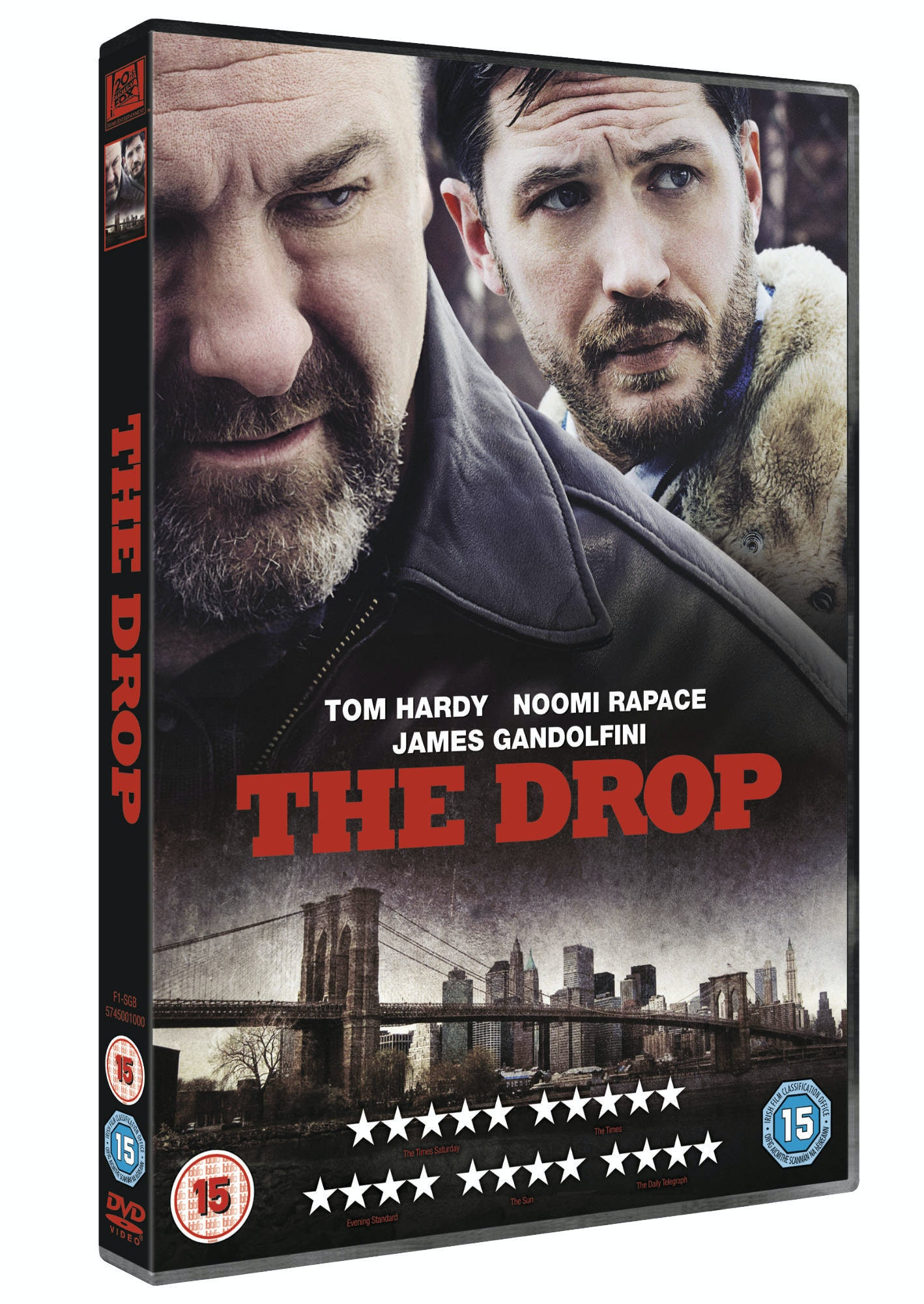 The Drop DVD sweepstakes