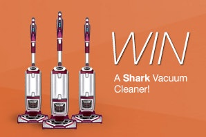 Shark Vacuum Cleaner sweepstakes