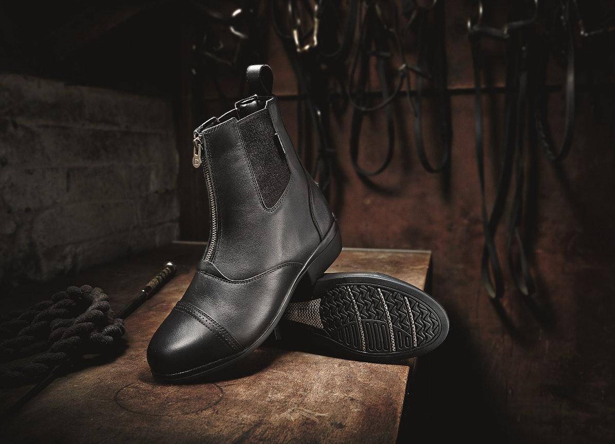 Dublin Apex Zip jodhpur boots sweepstakes