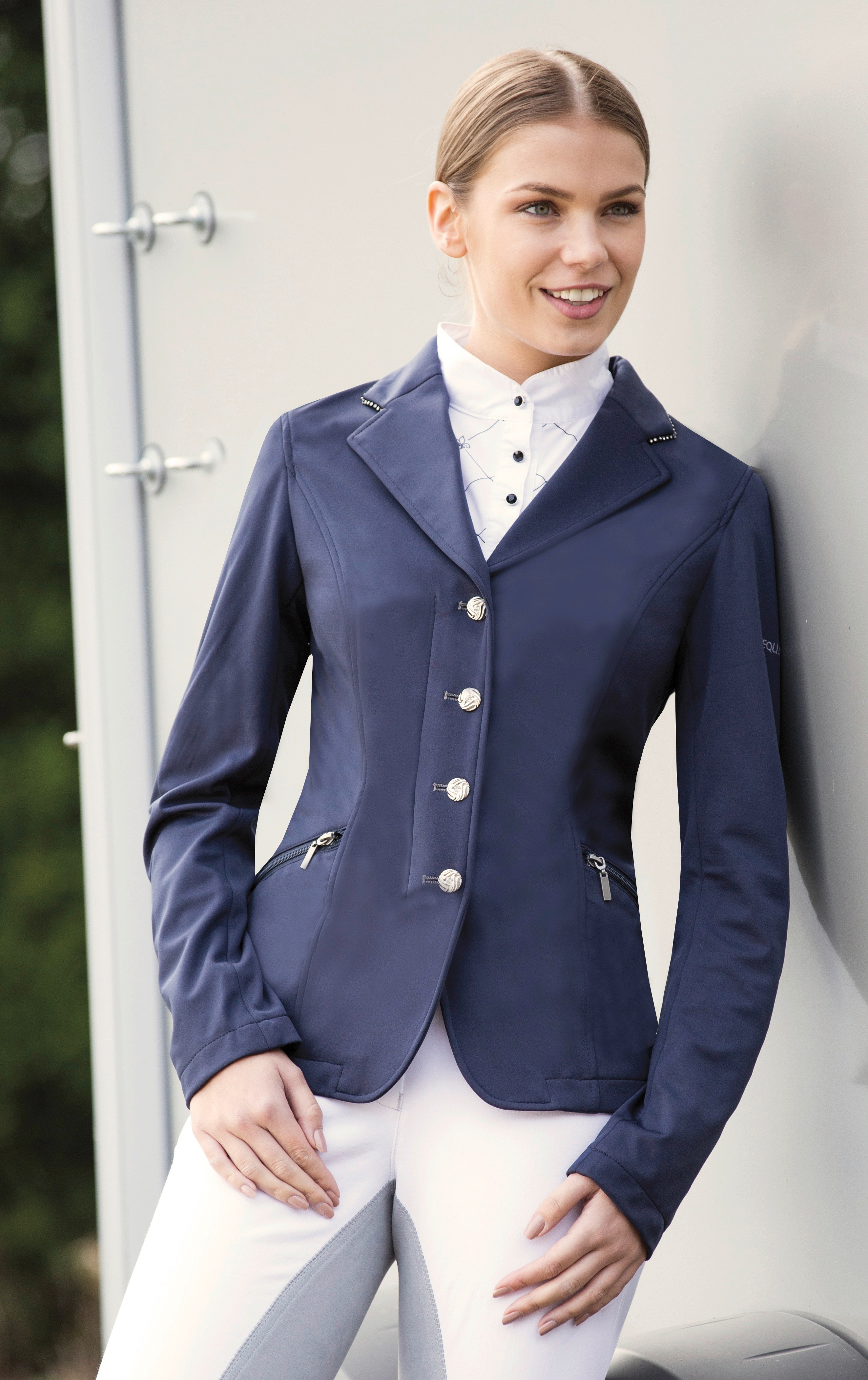 Equetech Ellipse competition jacket sweepstakes