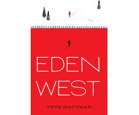 EDEN WEST by Pete Hautman sweepstakes