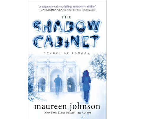 THE SHADOW CABINET by Maureen Johnson sweepstakes