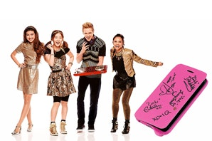Make It Pop Cast Signed Phone Case sweepstakes