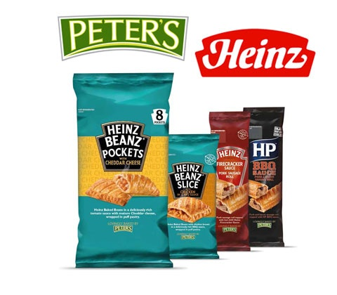Win £500 in Asda vouchers with new Heinz pastries sweepstakes