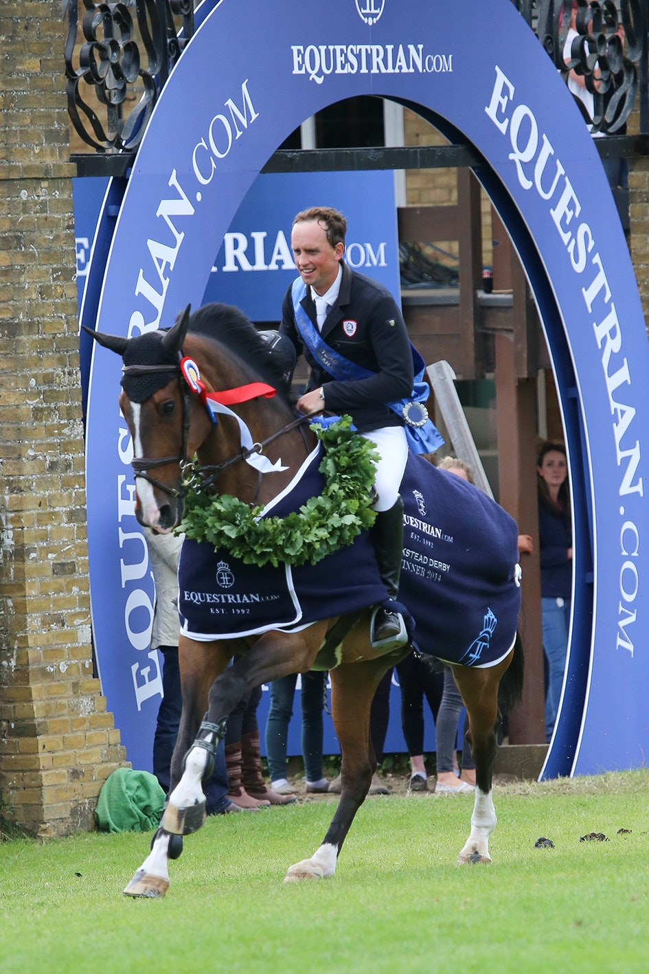 Hickstead Derby Meeting sweepstakes