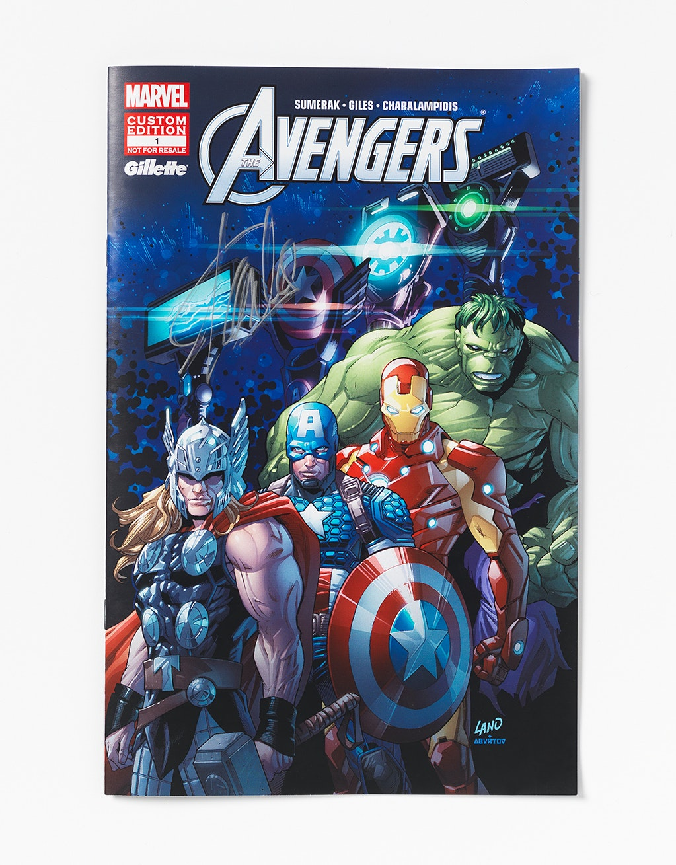 Avengers comic book sweepstakes