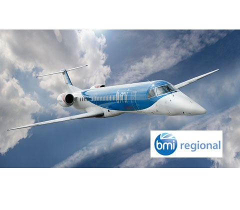 Win return flights for two to Europe with bmi regional sweepstakes