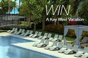 Key West Vacation sweepstakes