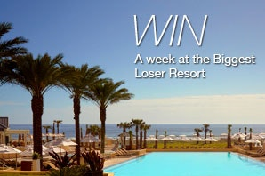 Week for Two at The Biggest Loser Resort sweepstakes