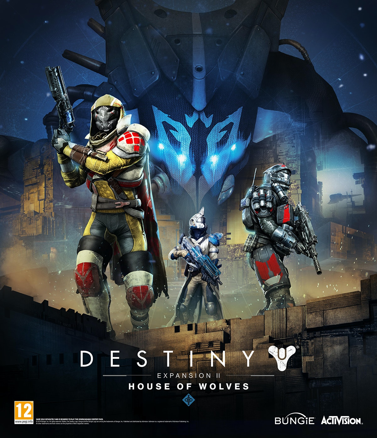 PS4 and Destiny goodies sweepstakes