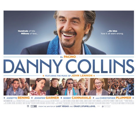 a Fender Telecaster with DANNY COLLINS starring Al Pacino sweepstakes