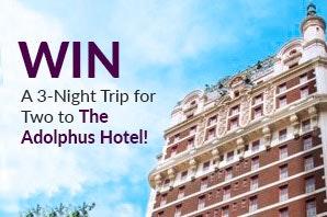 Adolphus hotel 289x198