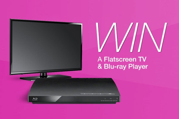 HOT TUB TIME MACHINE 2 plus TV and Blu-ray Player sweepstakes