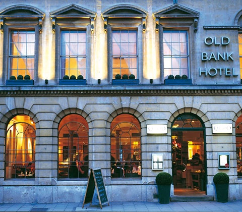 a Luxury Oxford Getaway sweepstakes