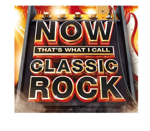 Win 6 x NOW Classic Rock CD's sweepstakes