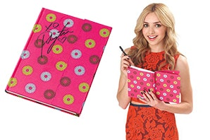 Peyton's Signed Notebook sweepstakes