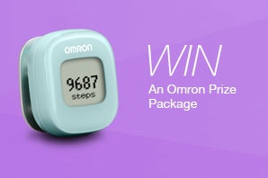 Omron Prize Package sweepstakes