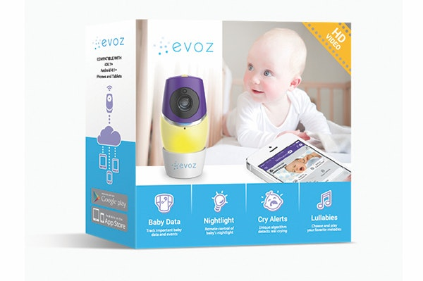 Evoz Smart Parenting Monitor sweepstakes