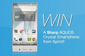 Sprint sharp phone sm