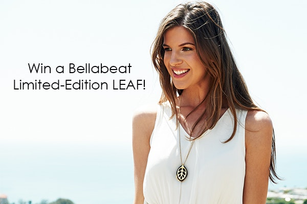 Bellabeat Limited-Edition LEAF sweepstakes