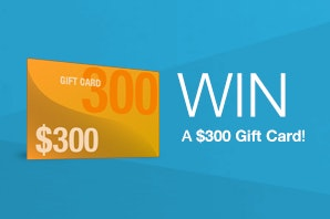 $300 Gift Card and THE DOG WHO SAVED SUMMER sweepstakes