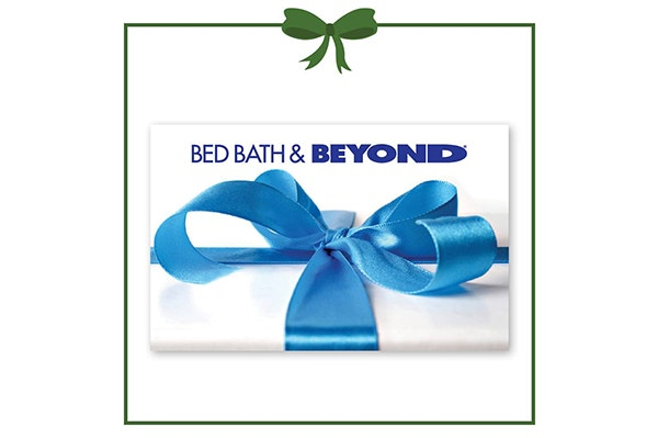 Bed Bath and Beyond Gift card sweepstakes