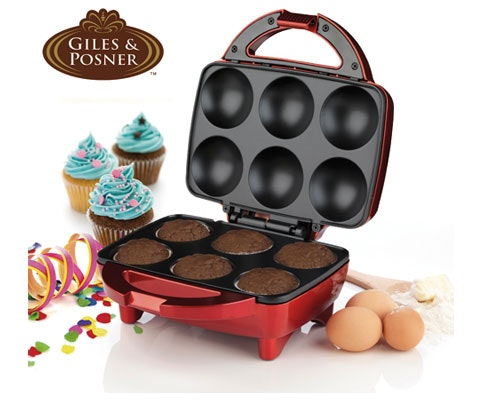 Win x 15 Giles & Posner Cupcake Maker bundles sweepstakes