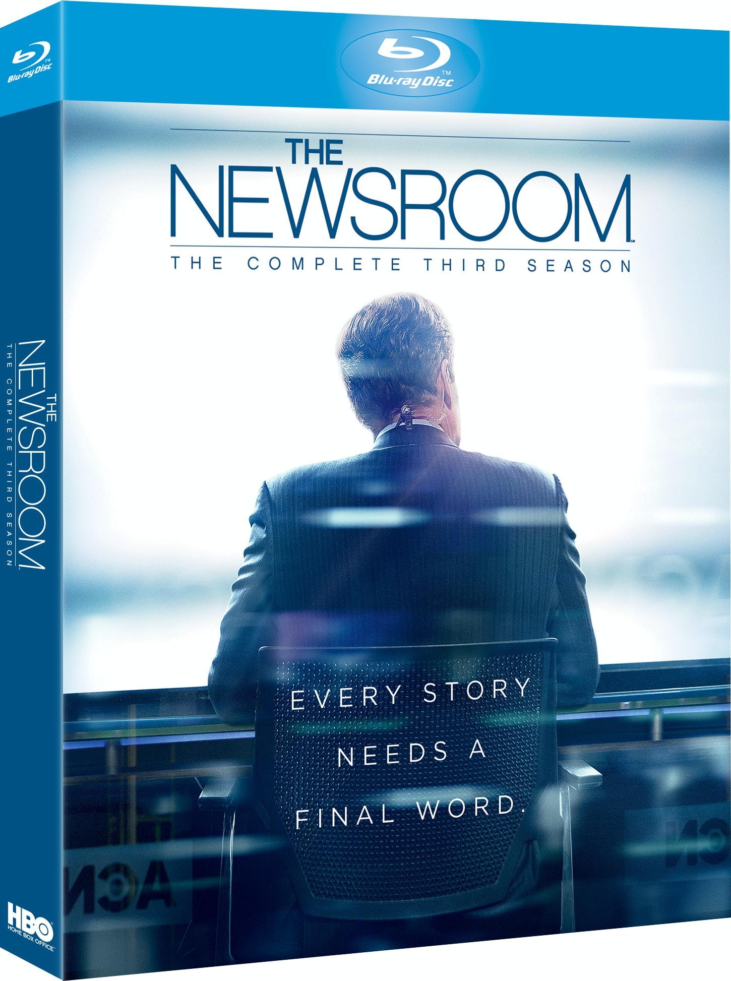 The Newsroom series 3 sweepstakes