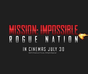 Mission: Impossible Rogue Nation  sweepstakes