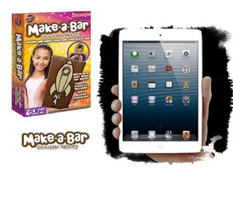 Make-a-Bar Creative Kits sweepstakes