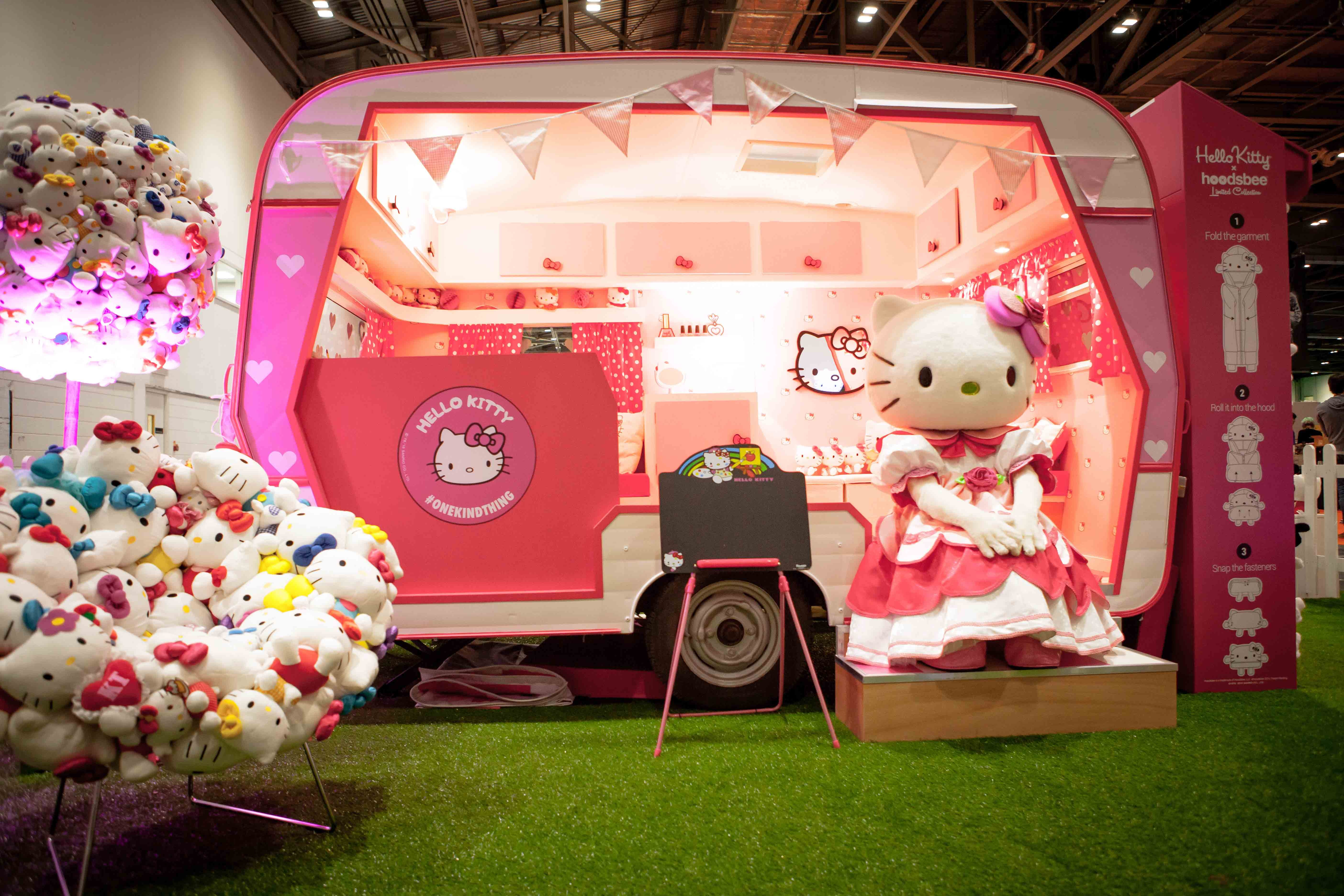 Bestival tickets and Hello Kitty merchandise sweepstakes