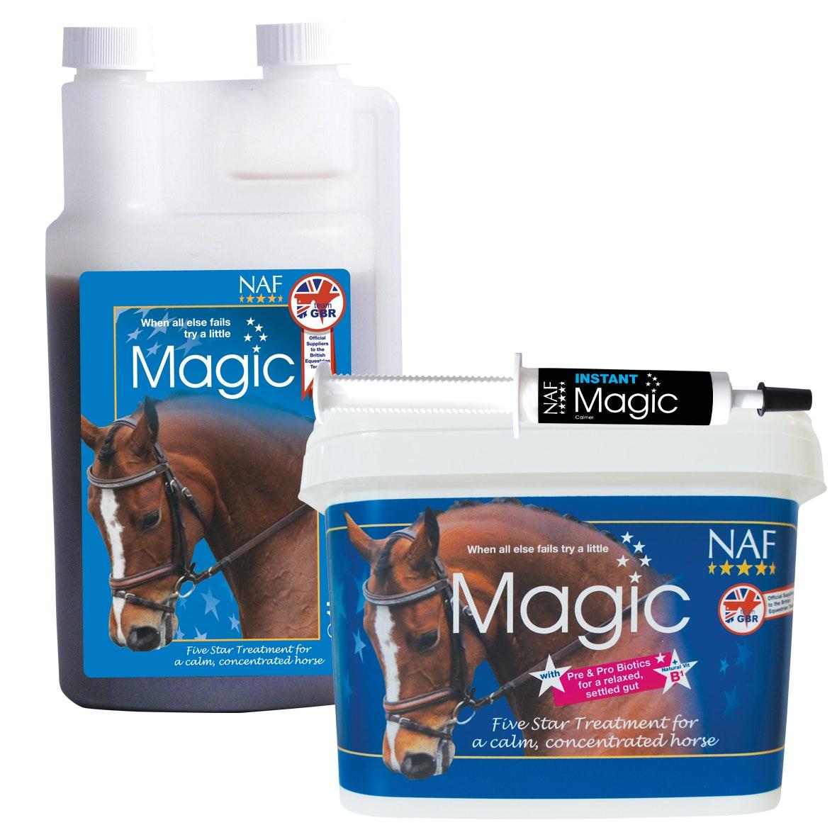 NAF Five Star Magic  sweepstakes