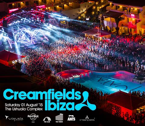 Creamfields Ibiza sweepstakes