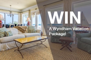 Wyndham vacation giveaway july sm
