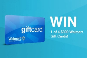 $300 Walmart Gift Card from Stopain Migraine! sweepstakes