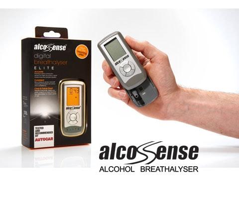 Win 8 x AlcoSense Elite breathalysers sweepstakes
