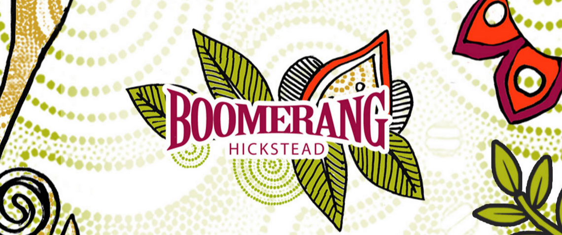 Boomerang Hickstead sweepstakes