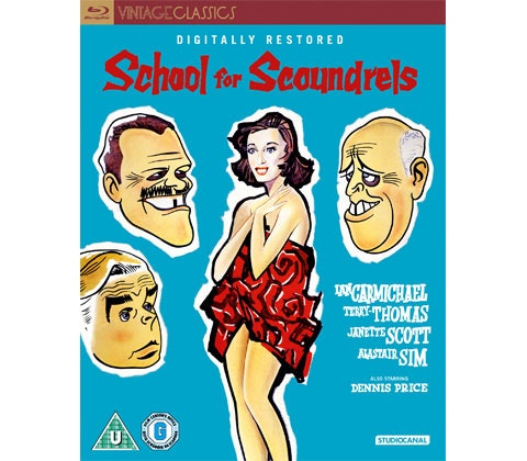 School For Scoundrels sweepstakes