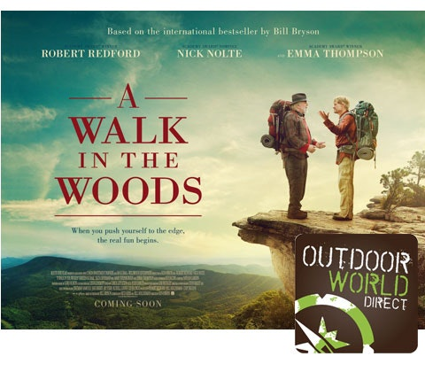 Win £250 Outdoor World Direct voucher, book & goody pack sweepstakes