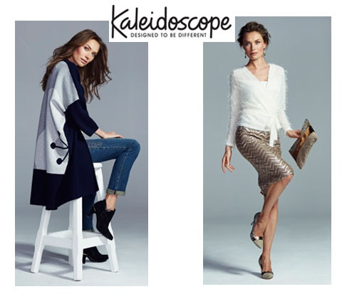 Win £350 to spend at Kaleidoscope sweepstakes