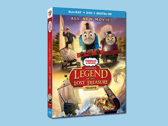 Thomas and friends dvd 2015