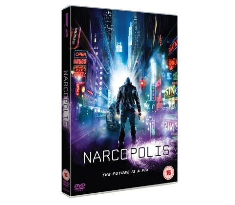 Narcopolis DVD sweepstakes