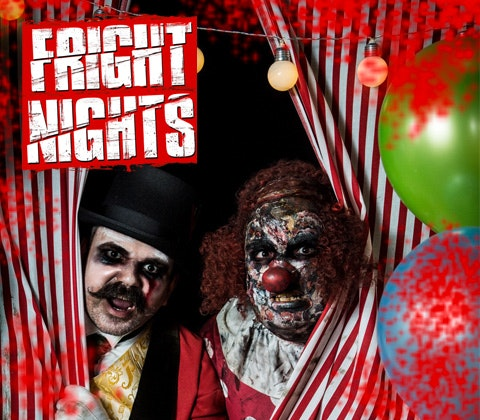 Tickets to Fright NIghts at Thorpe Park resort sweepstakes