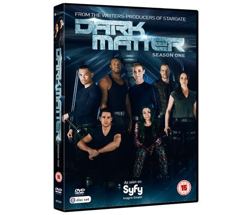 Dark Matter sweepstakes