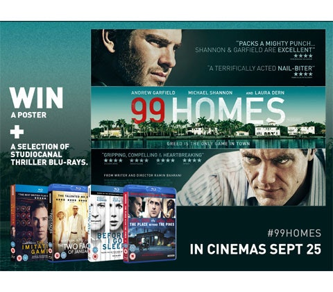 99 Homes sweepstakes