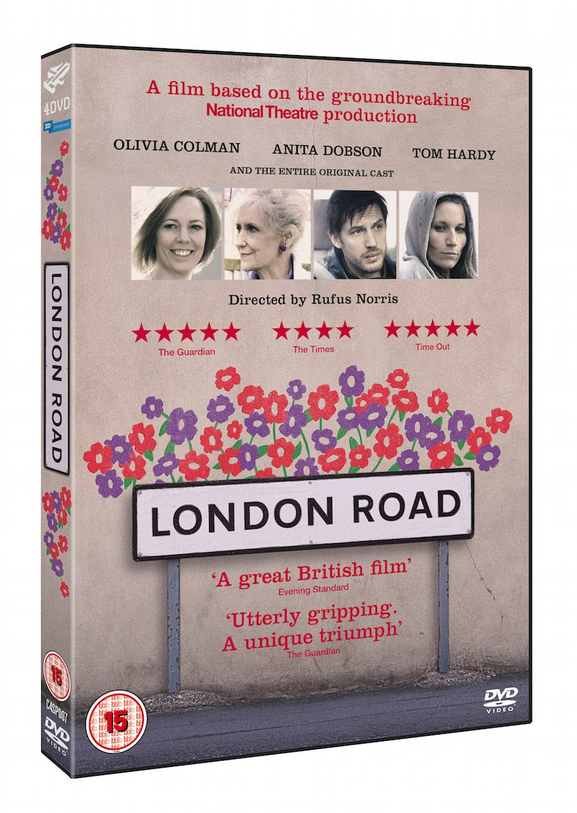 London Road DVD sweepstakes