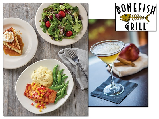 $100 Bonefish Grill Gift Card sweepstakes