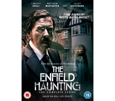 the Enfield Haunting sweepstakes